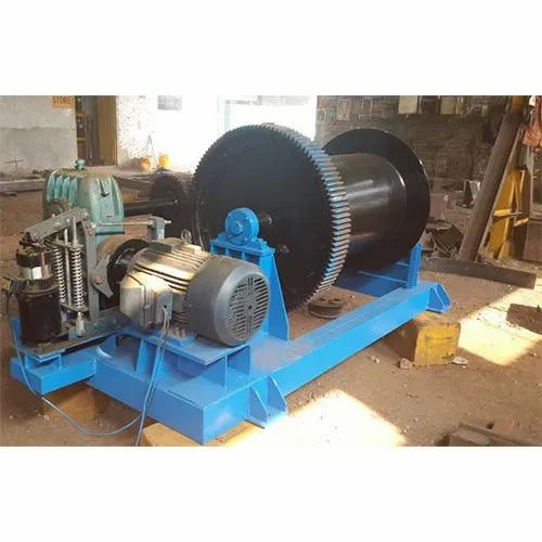 Electric Power Driven Winch Machines