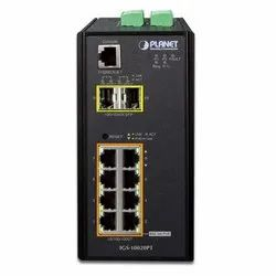 IGS-10020PT Managed Switch with Wide Operating Temperature