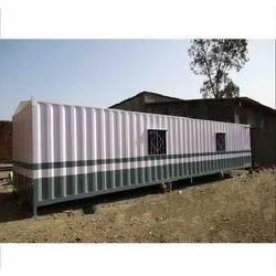 Portable Steel Bunk House