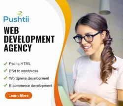 Web Development Services, With 24*7 Support