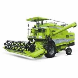 Kartar 4000,14 feet,101 hp Combine Harvester, 5 Straw Walker
