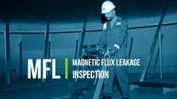 Tank Bottom Inspection by MFL