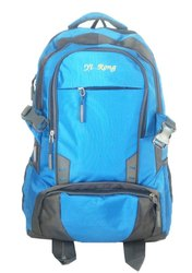 Blue Tourist Bag