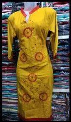 Neck Panjabi Dress