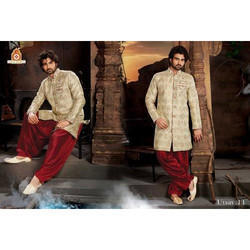 Traditional Party Wear Heavy Sherwani