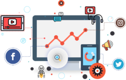 Depends Digital Marketing Solution Services, in Pune, Globe