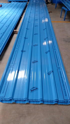 Pre-painted Galvanized And Galvalume Roofing Sheets