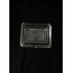 Plastic Brownie Box