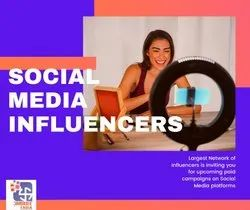 Research Company Influencer Marketing Service, Pan India