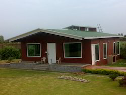 FRP Prefabricated Farm Houses