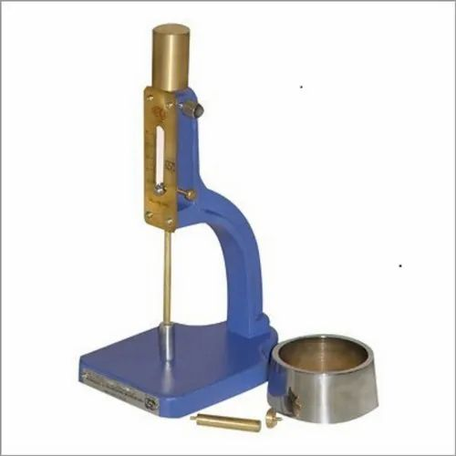 Cement Testing Equipment - Laboratory Vicat Needle Apparatus