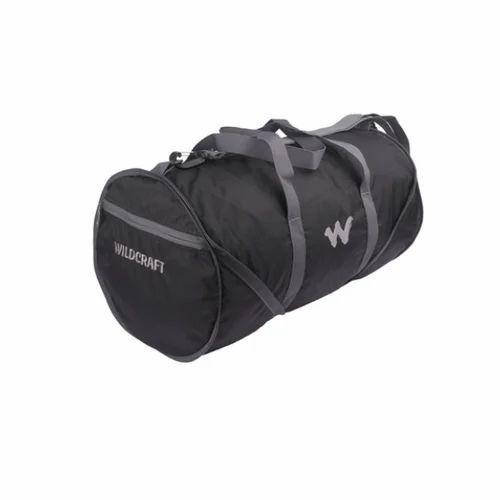 afda824c8f62 Wildcraft 210D Ripstop Travel Duffle Bag - Frisbee - Black