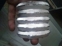 Punjabi Silver Kada For Men