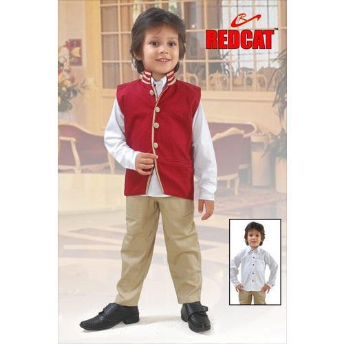 Boys Partywear Baba Suit