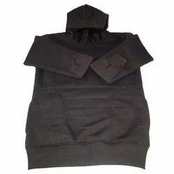 Winter Black School Hoodies