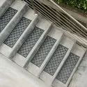 Diamond Circle Design Indoor Outdoor Anti Skid Stair Treads