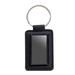 Rectangle Shape Keychain
