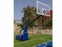 Movable Basketball Goal Post