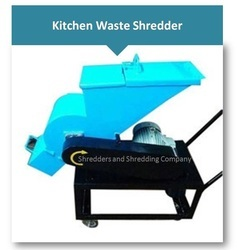 kitchen waste shredder
