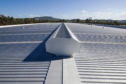 Roof Ridge Ventilator