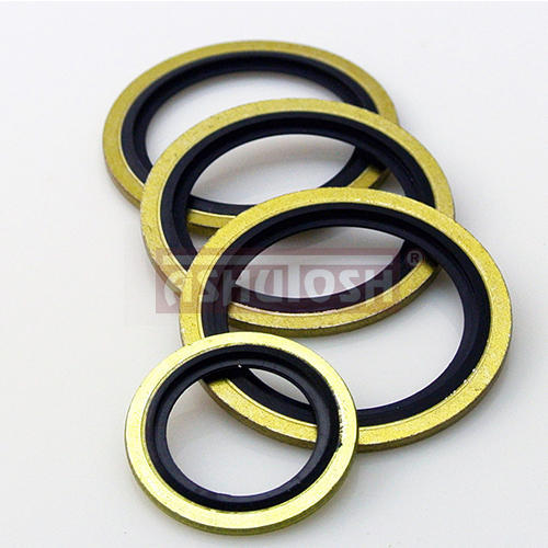 OIL SEALS - High Performance Metal Rubber O Ring Seal Manufacturer