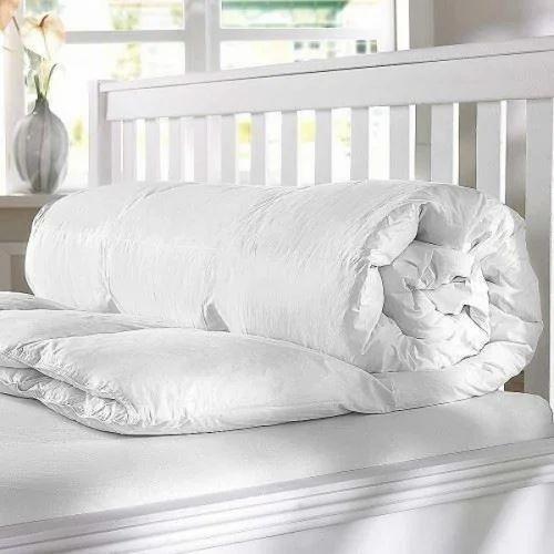 Plain White White Single Bed Comforter Rs 5999 Piece Emerald