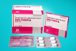 Lumefantrine with Artemether Tablets