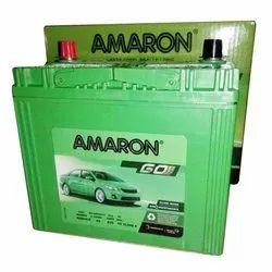 12 V Amaron Go Car Battery, Capacity: 32 Ah