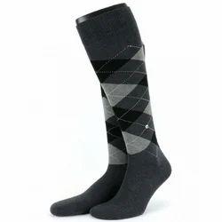 V K Cotton Printed Socks