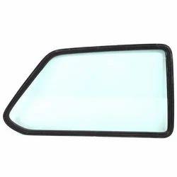 Jewel Tuf Transparent Automobile Door Glass