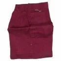 Maroon School Shorts