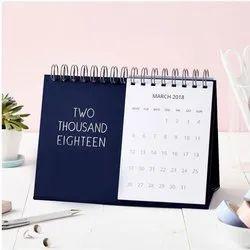 Paper English Desk Calendar, For Office,Home