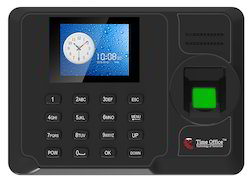 Password Protected E-Time Office Fingerprint Time Attendance System, Model No.: Z 305