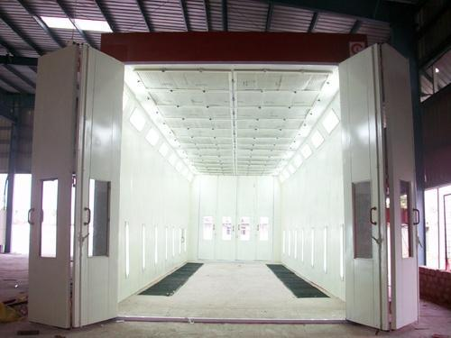 Vehicles Baking Chambers - Bus Spray Paint Booth Manufacturer from