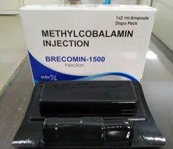 1500 mg Methylcobalamin Injection