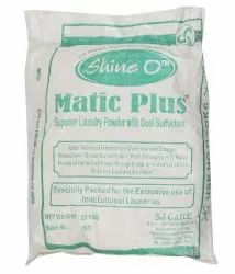 Matic Plus Detergent Powder