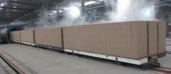 AAC Block Manufacturing Machines