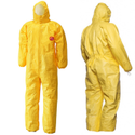 DuPont Tychem C Suit Hooded Coverall & Chemical