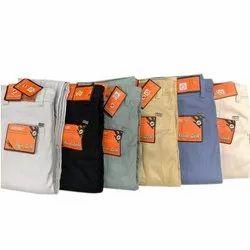 Formal Cotton Trouser