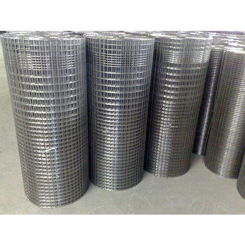 Stainless Steel Welded Wire Mesh at Rs 165 /kilogram   Edapalaiyam ...