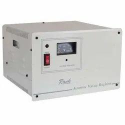 Mild Steel Voltage Stabilizer Cabinet