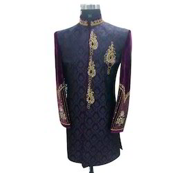 Embroidery Men's Sherwani