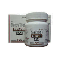 Efavir 600 mg Tablet