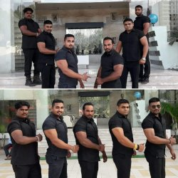Morning and Evening Bouncers Security Guard Service