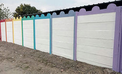 Rcc Folding Boundary Wall