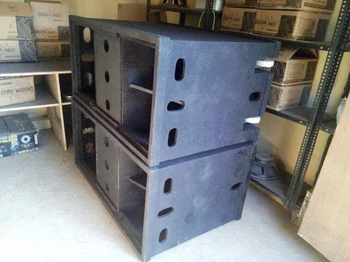 S 18' Bass W Bin Cabinet
