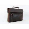 Ladies Office Leather Bag