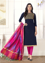 Cotton Churidar Suits