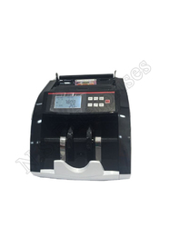 Automatic Black & White Note Counting Machine 787C, Dimensions: 373 X 316 X 257 mm