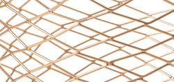 Copper Hexagonal Wire Mesh